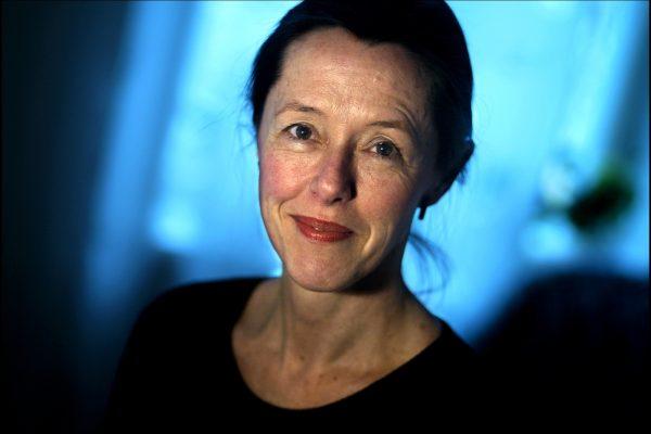 Dorthe Futtrup er historiefortaeller. Foto: Jacob Ehrbahn