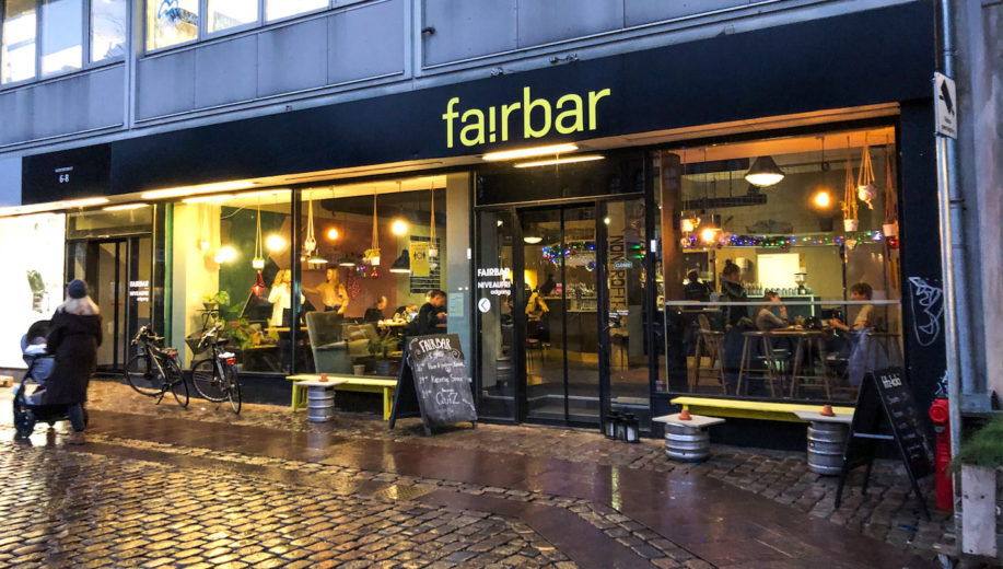Fairbar i Aarhus