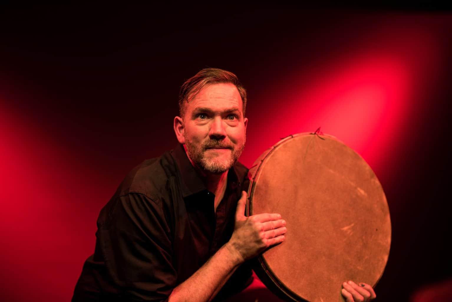 Norske Thorgrim Mellum Stene deltager i Internationale Fortælledage 2019