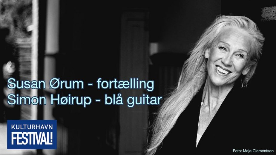 Kulturhavnfestival 2019 – Susan Ørum storyteller