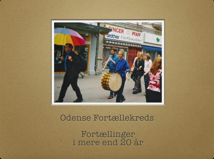 Odense Fortællekreds Historie forside sep 2019