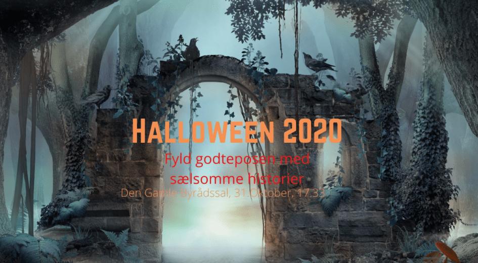 Mette Møller Halloween